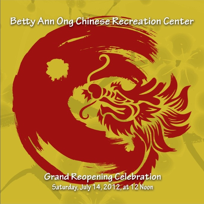 2nd Saturday Poets 2: Betty Ann Ong Chinese Recreation Center